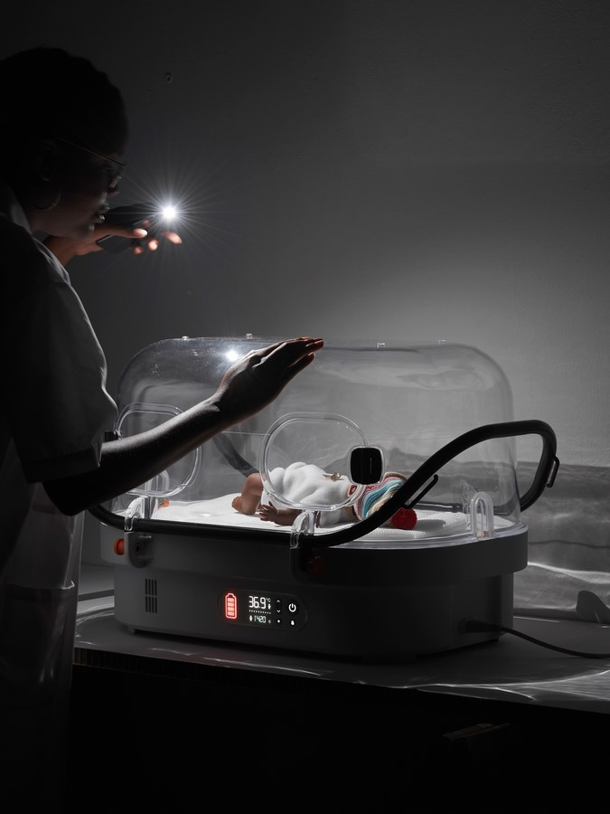Power cut-resilient incubator to protect babies in sub-Saharan Africa from hypothermia created by Fabien Roy - Sheet1