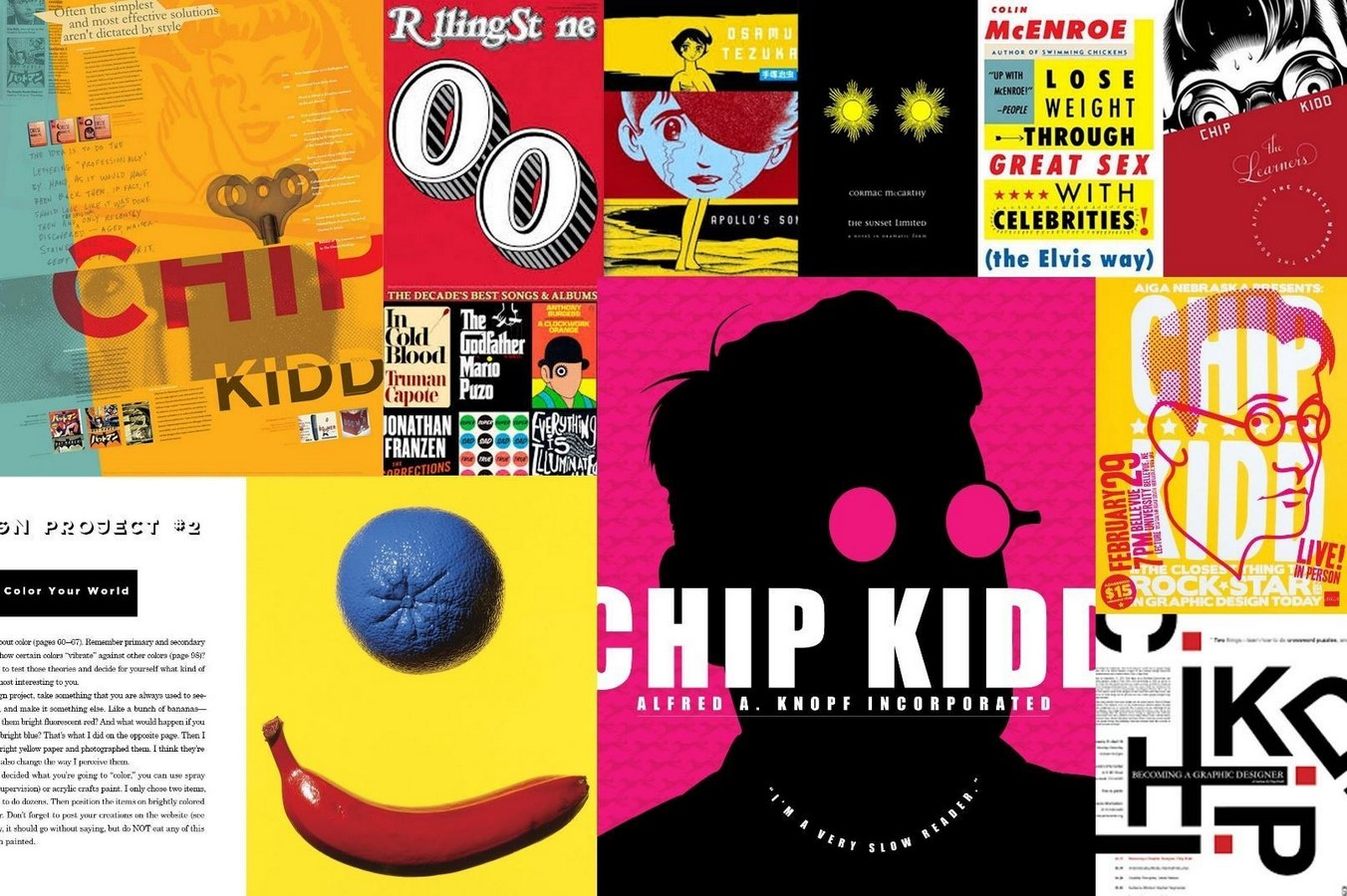 10 Famous graphic designers everyone should know about Sheet13