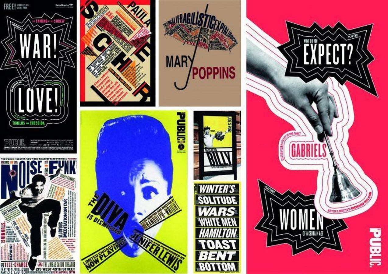10 Famous graphic designers everyone should know about Sheet19