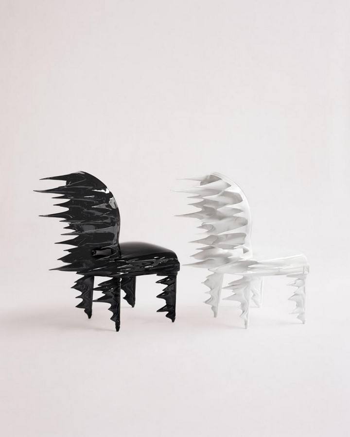 MAD Architects Reveals Art Installation and Furniture Designs at Milan Design Week - Sheet2