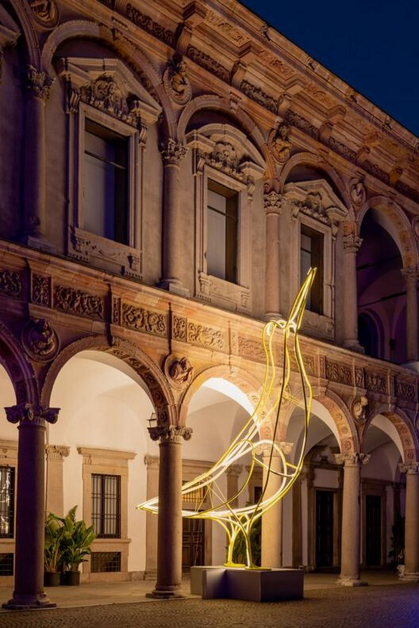 MAD Architects Reveals Art Installation and Furniture Designs at Milan Design Week - Sheet3