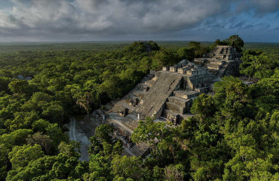Youtube for Architects: Lost World of the Maya by National Geographic