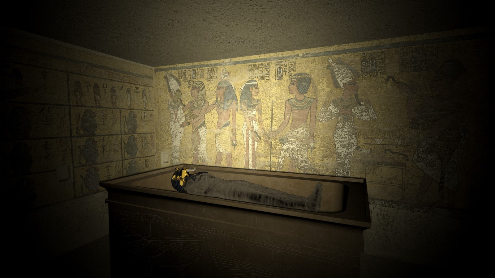 Youtube for Architects Tutankhamun's Treasures- Lost Treasures of Egypt by National Geographic - Sheet2