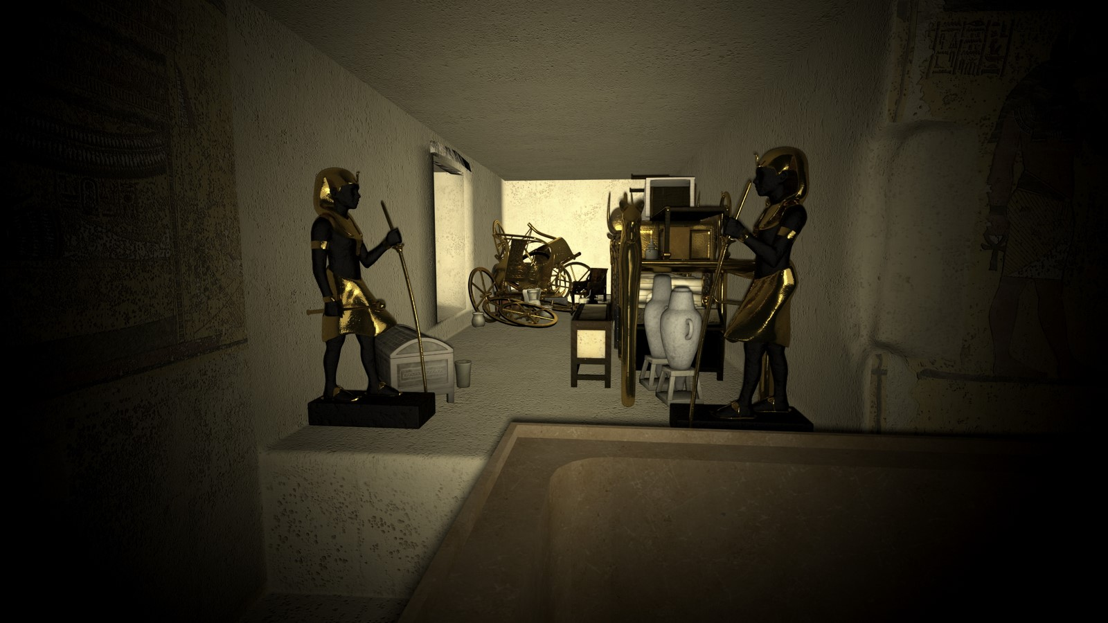Youtube for Architects Tutankhamun's Treasures- Lost Treasures of Egypt by National Geographic - Sheet3