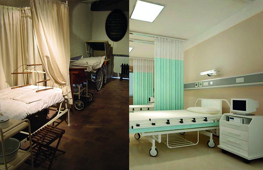 Past, Present and Future: Hospital Design