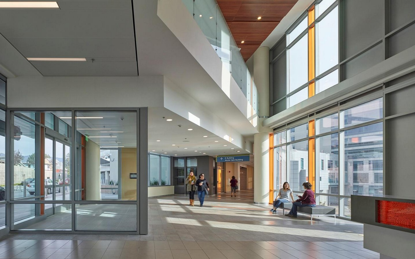 Past, Present and Future: Hospital Design - Sheet1
