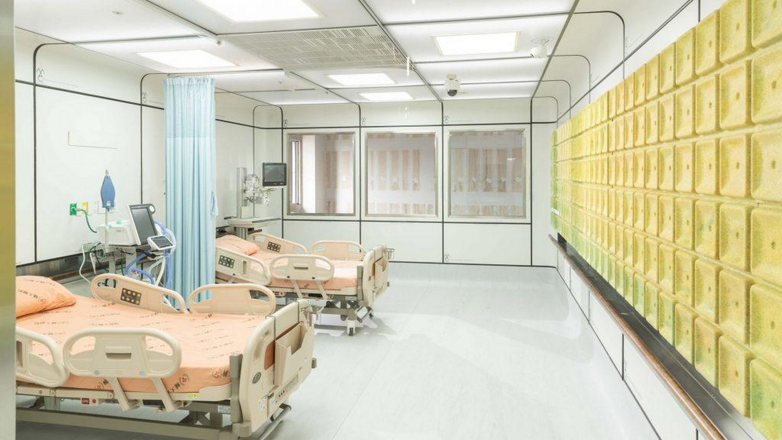 Past, Present and Future: Hospital Design - Sheet4
