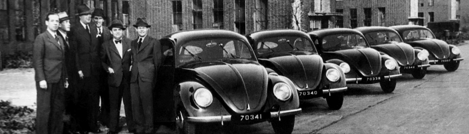 10 Things you did not know about Volkswagen - Sheet6