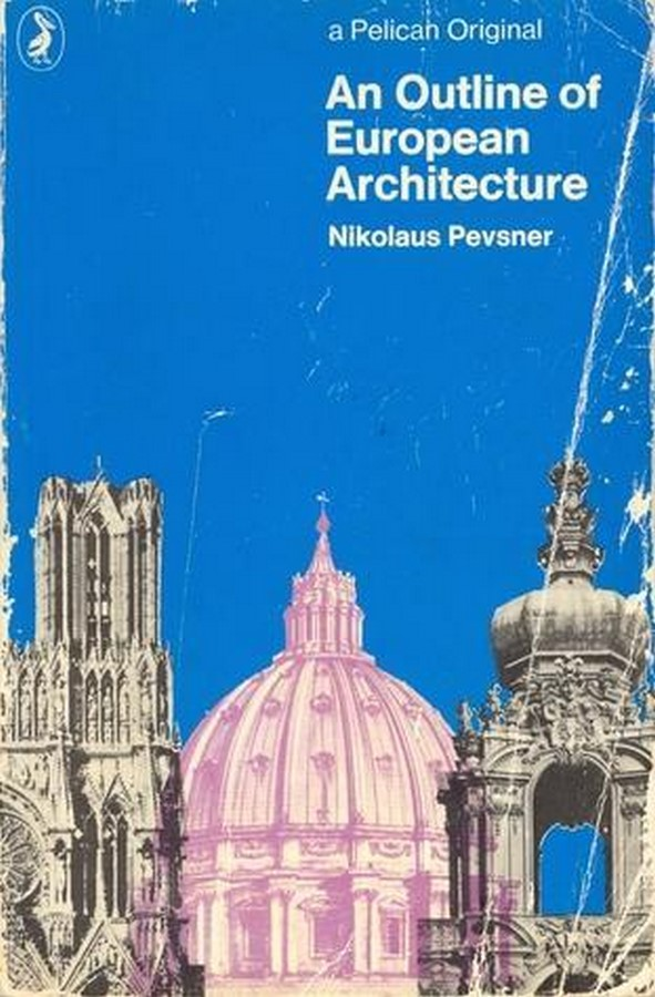 10 Books related to European Architecture everyone should read - Sheet3