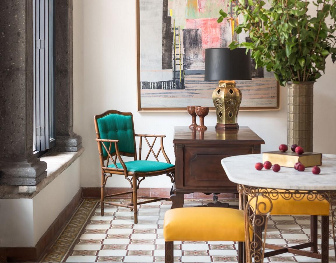 Hotel Amparo, San Miguel de Allende, Mexico: Historic Home Remodelled - Sheet5