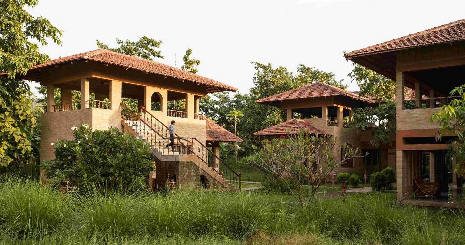 Govardhan Eco Village by Chitra Vishwanath: A Retreat for the Devotees - Sheet