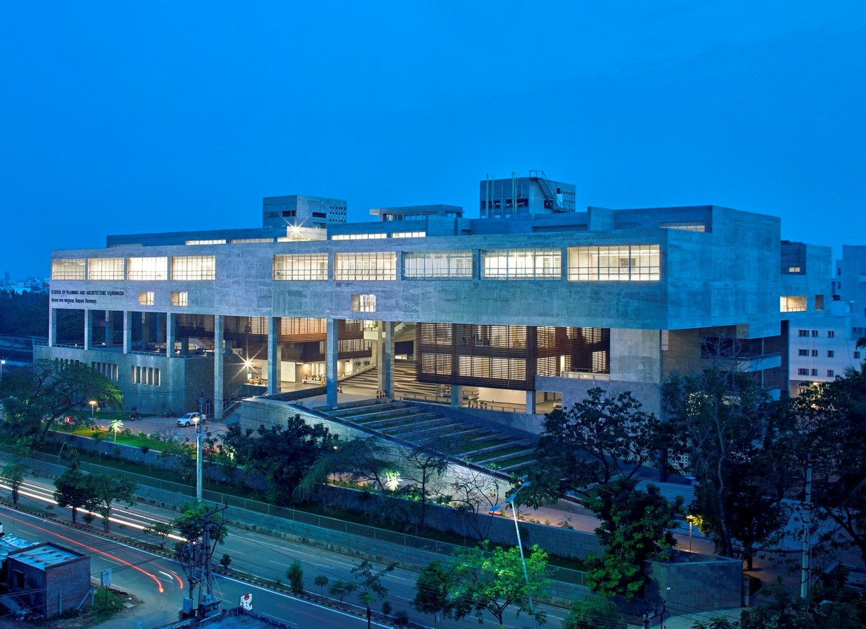 Campus Life at School Of Planning And Architecture, Vijaywada - Sheet1