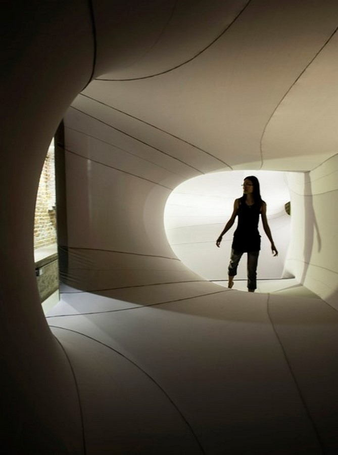 10 Examples of Modern Tunnel architecture - Sheet12