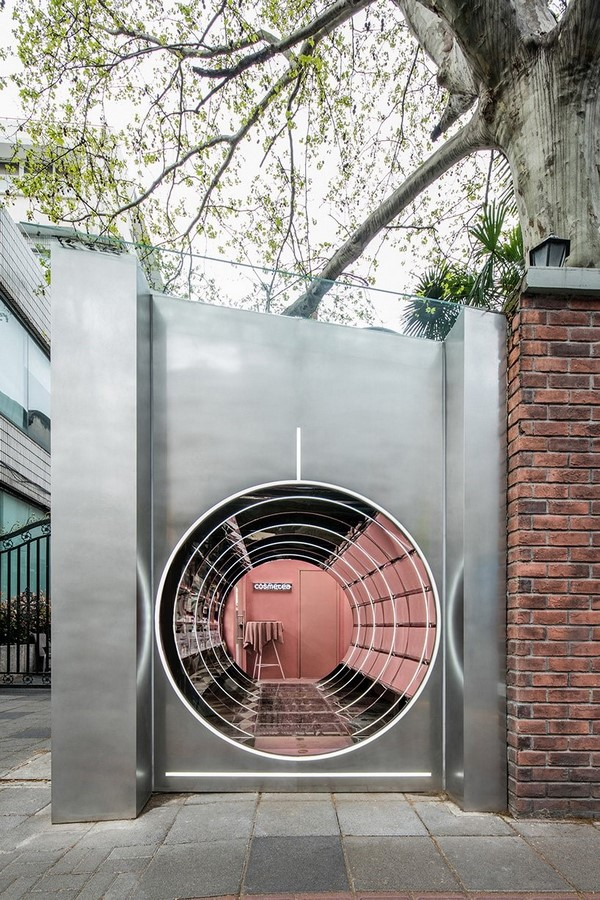 10 Examples of Modern Tunnel architecture - Sheet7