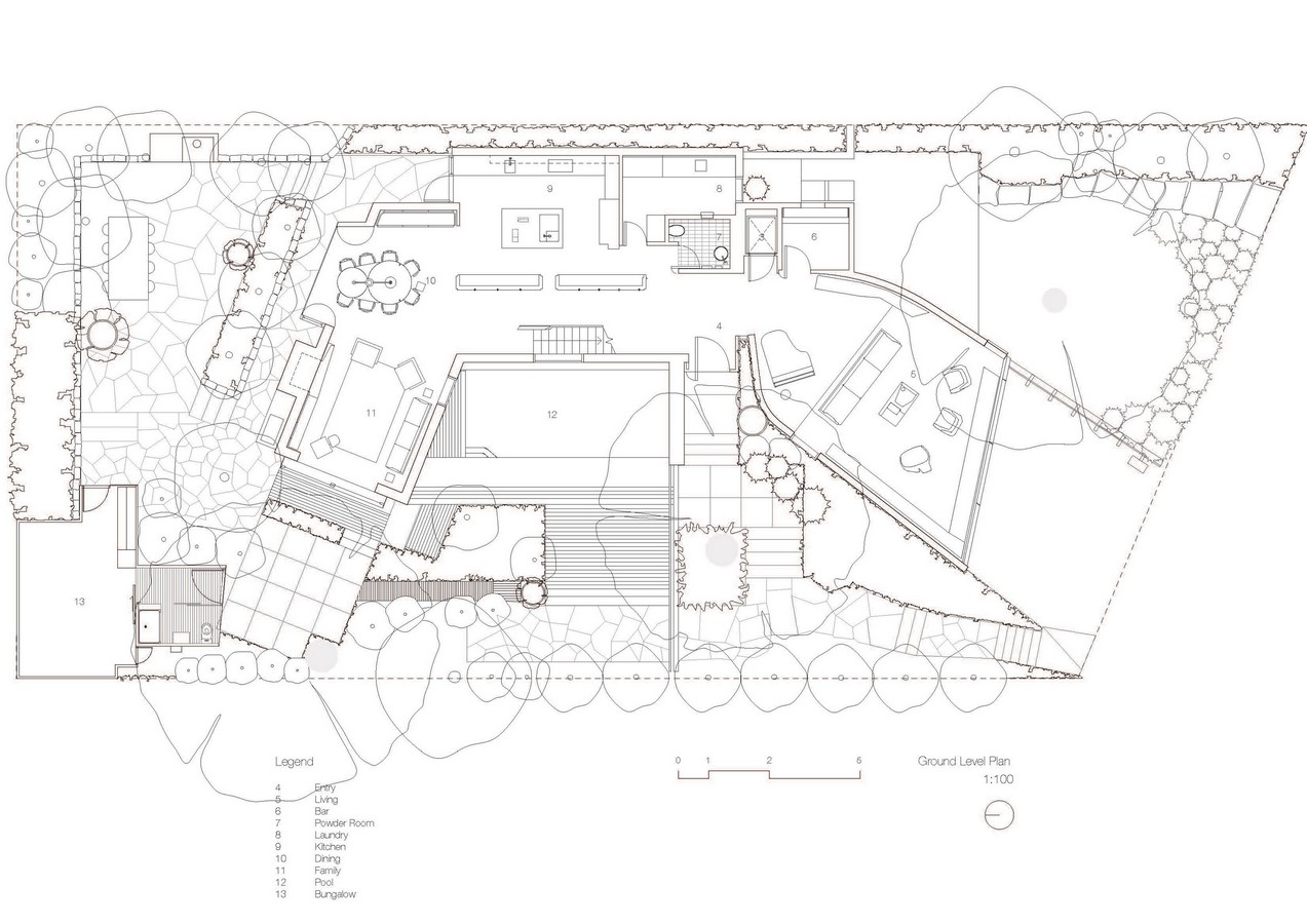 Kew Residence by John Wardle Architects An Australian Modern House - Sheet3