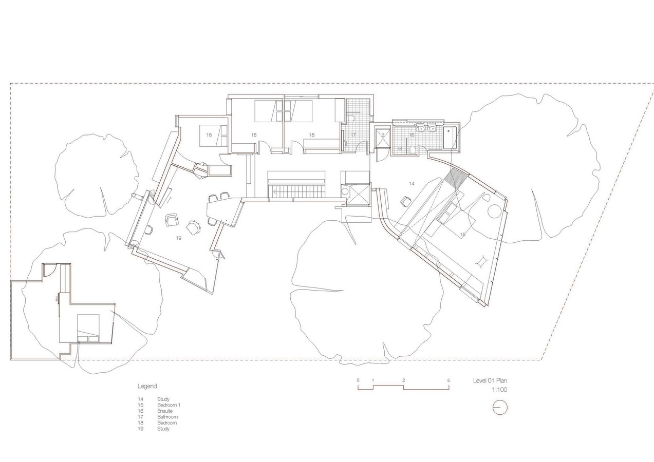 Kew Residence by John Wardle Architects An Australian Modern House - Sheet4