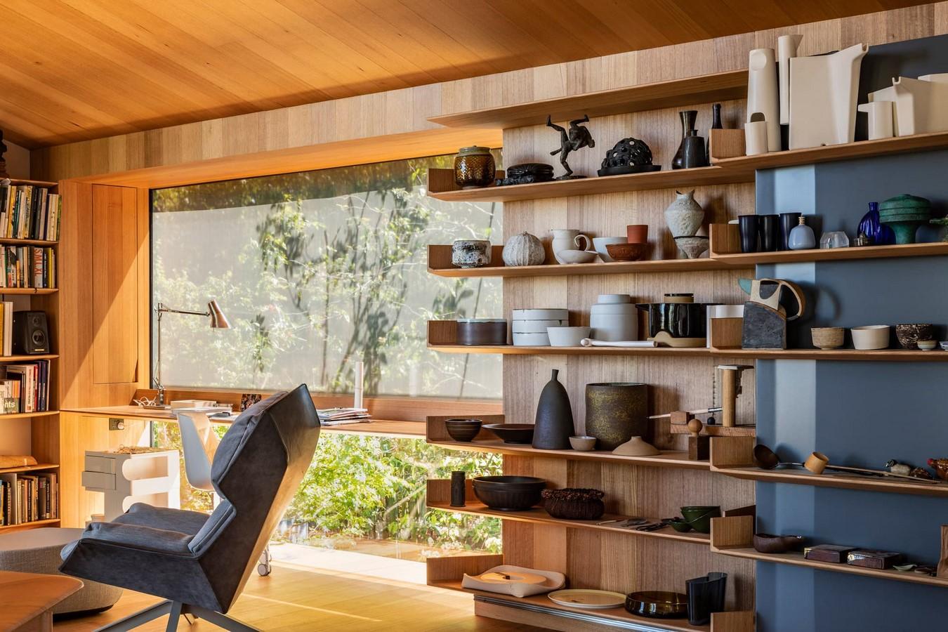 Kew Residence by John Wardle Architects An Australian Modern House - Sheet9