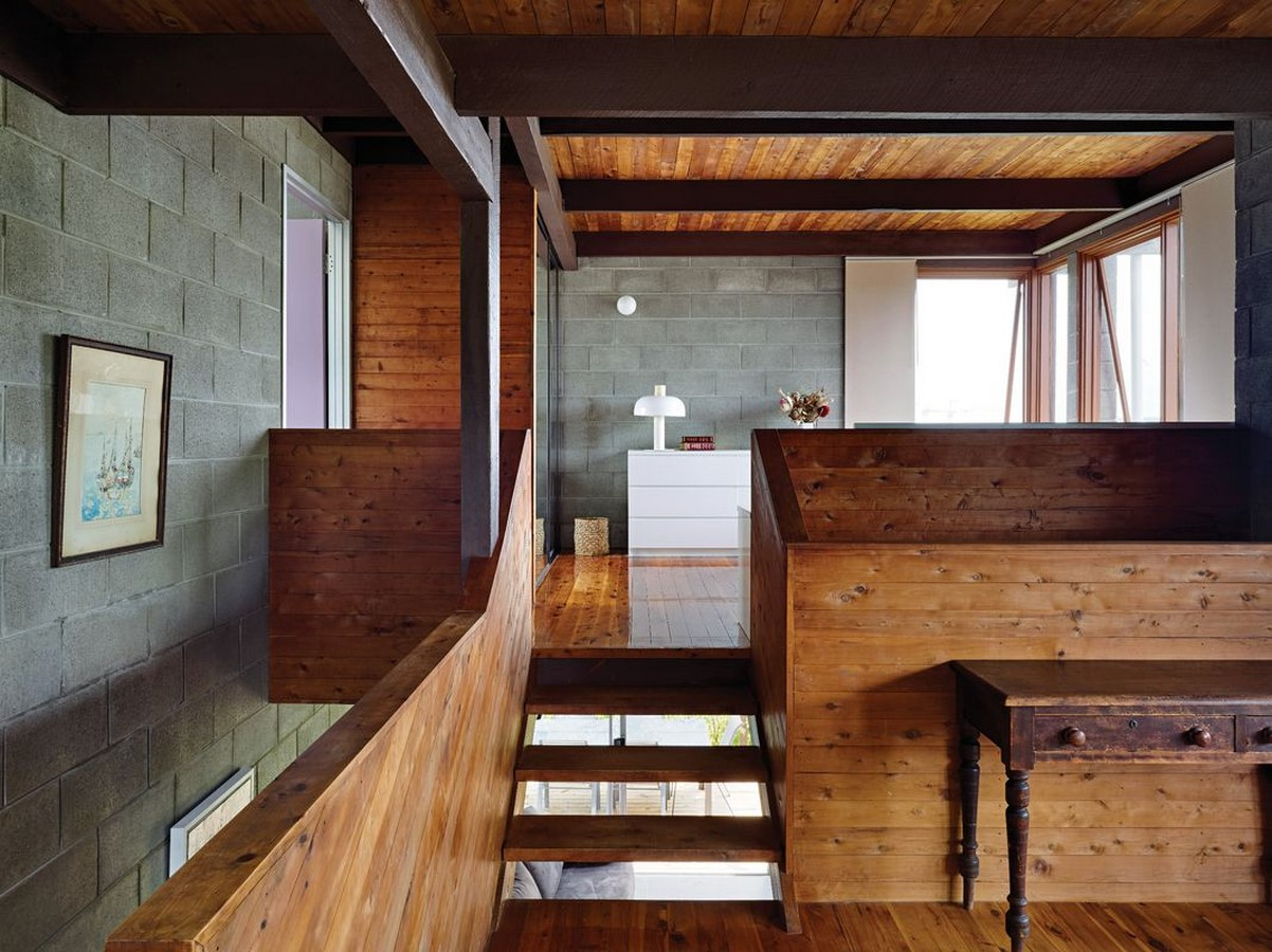 Chambers House by Shaun Lockyer Architects: Raw, Crafted, Modernist building - Sheet10