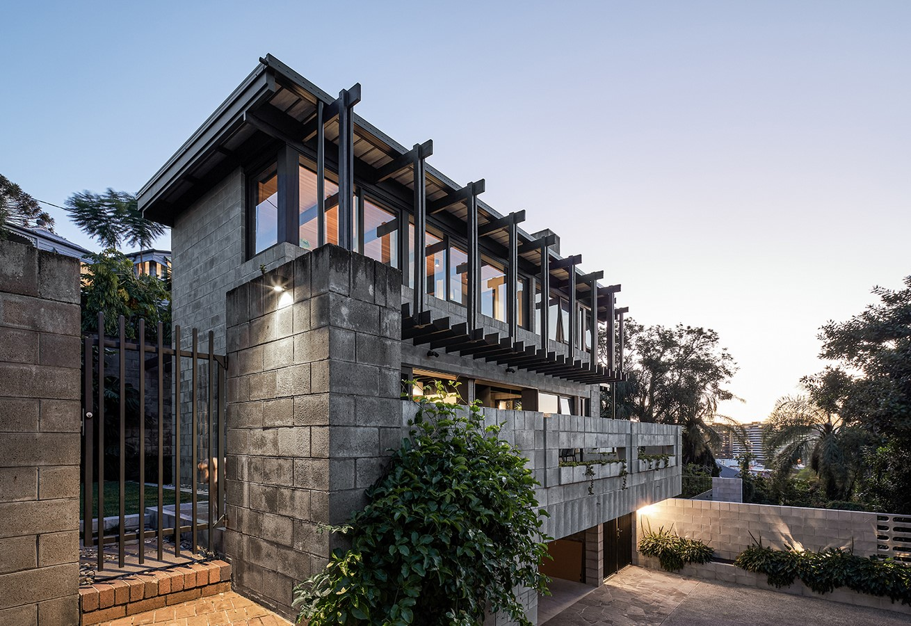 Chambers House by Shaun Lockyer Architects: Raw, Crafted, Modernist building - Sheet11