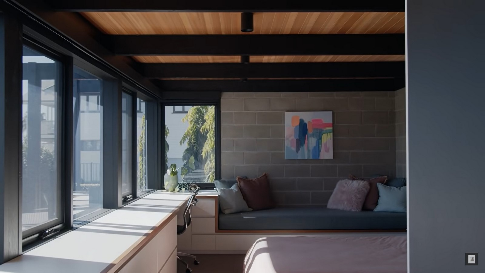 Chambers House by Shaun Lockyer Architects: Raw, Crafted, Modernist building - Sheet5
