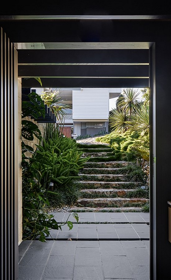 Chambers House by Shaun Lockyer Architects: Raw, Crafted, Modernist building - Sheet6