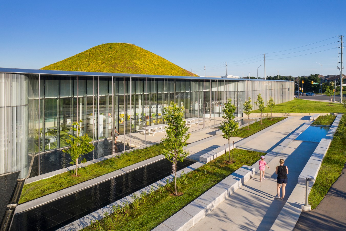 Springdale Library & Komagata Maru Park by RDH Architects A Point of Pride - Sheet1