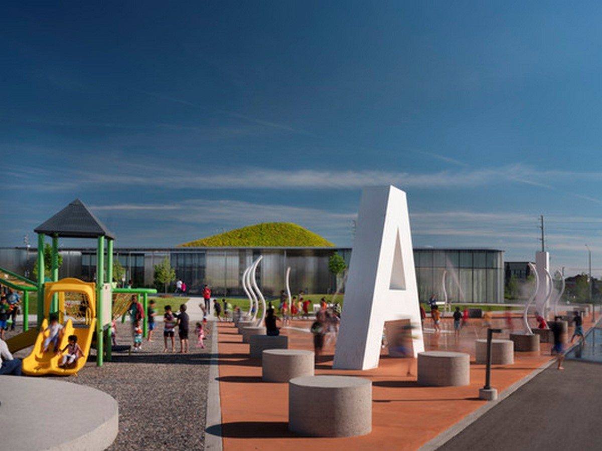 Springdale Library & Komagata Maru Park by RDH Architects A Point of Pride - Sheet13