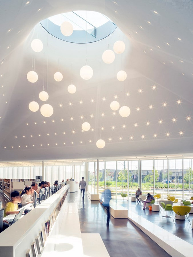 Springdale Library & Komagata Maru Park by RDH Architects A Point of Pride - Sheet16