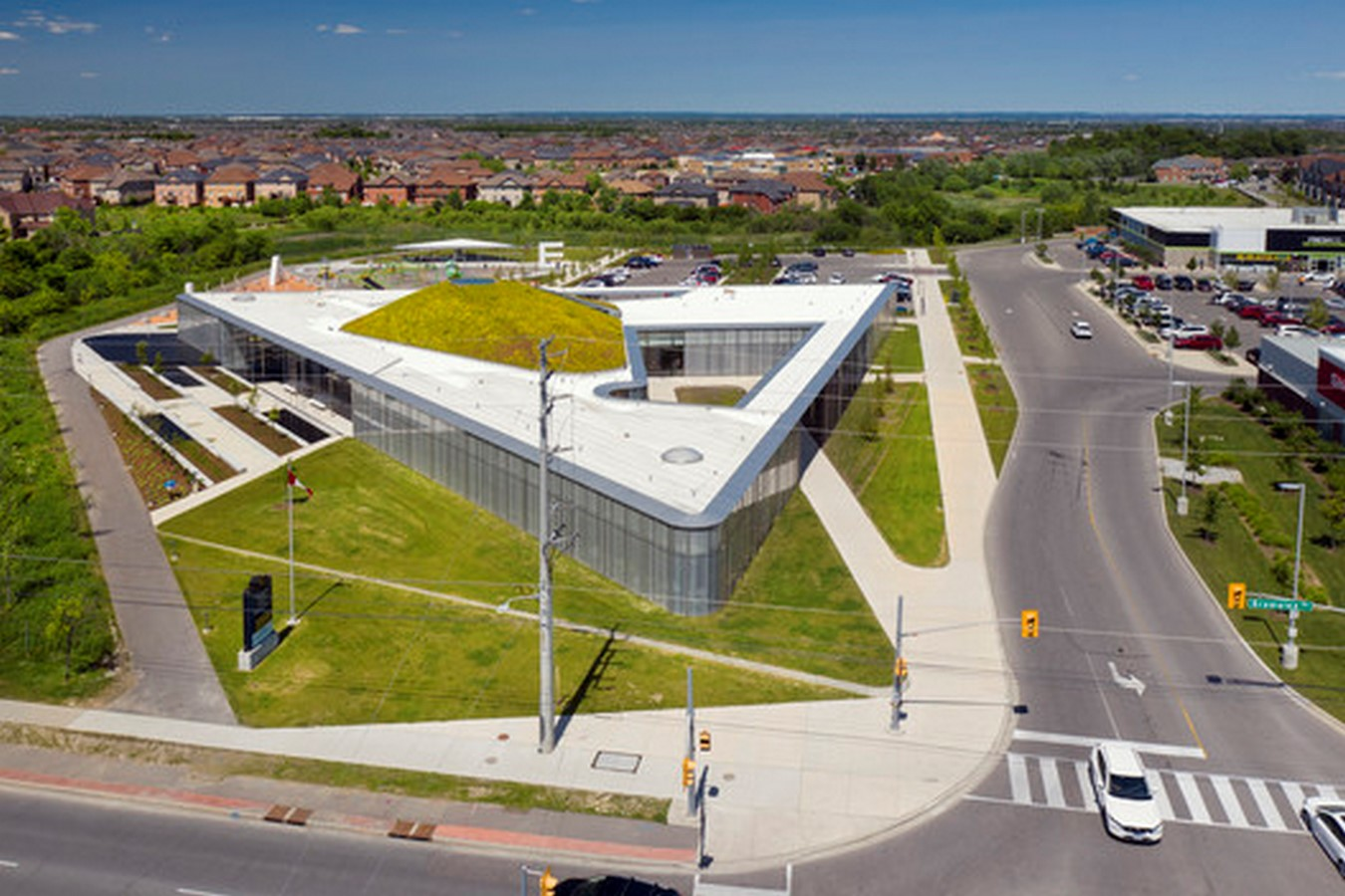 Springdale Library & Komagata Maru Park by RDH Architects A Point of Pride - Sheet2