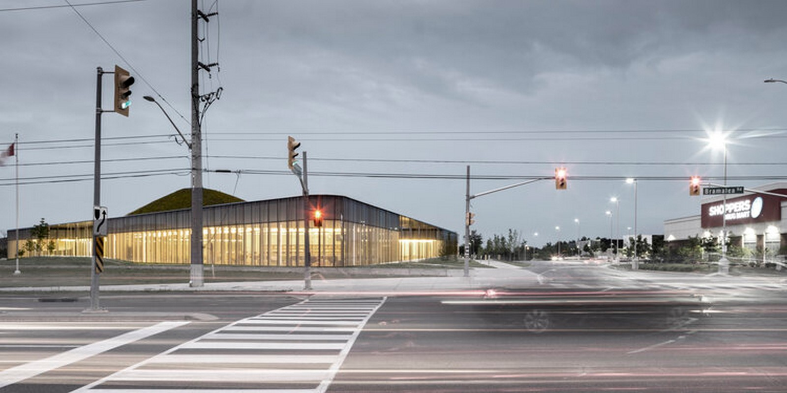 Springdale Library & Komagata Maru Park by RDH Architects A Point of Pride - Sheet4