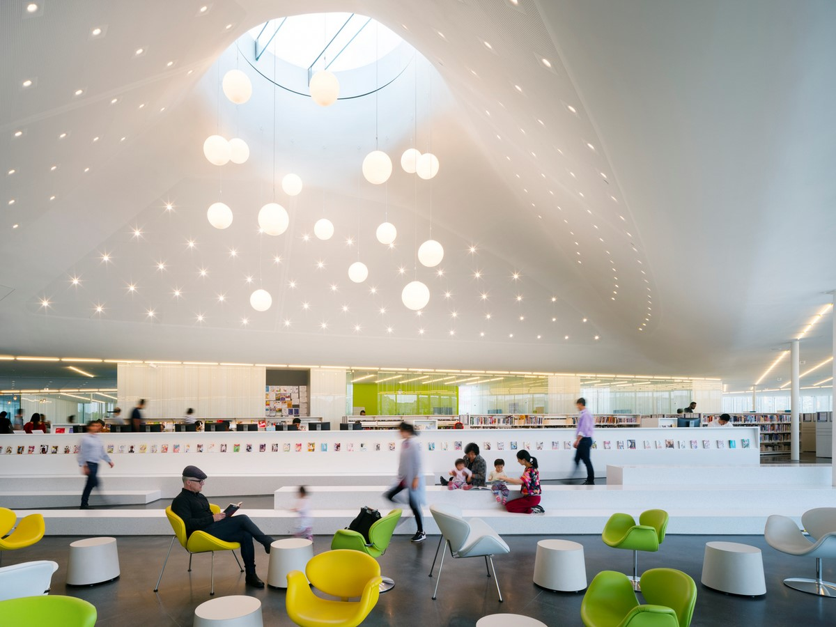Springdale Library & Komagata Maru Park by RDH Architects A Point of Pride - Sheet9