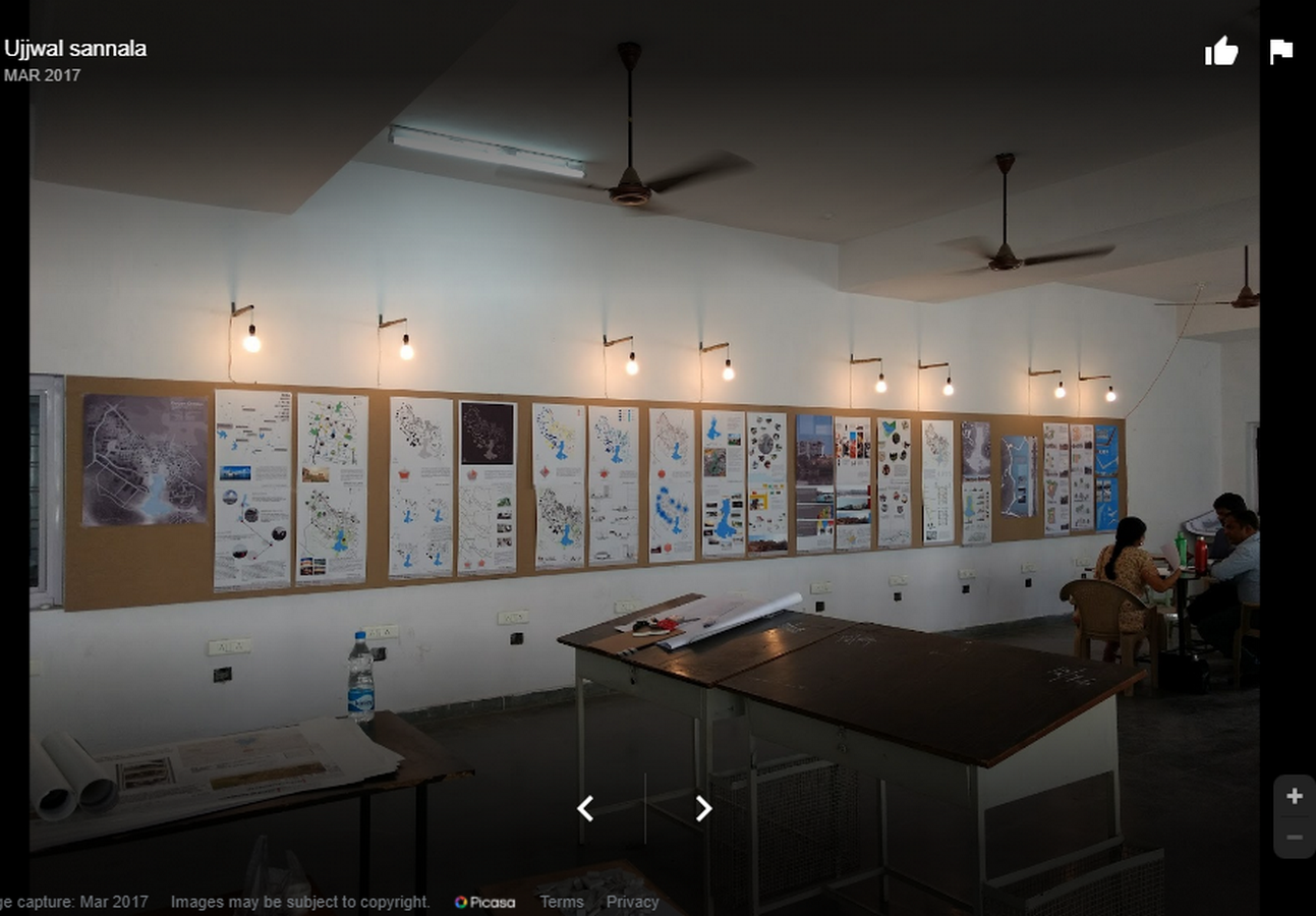 Campus Life at Sri Venkateshwara College Of Architecture, Telangana - Sheet2