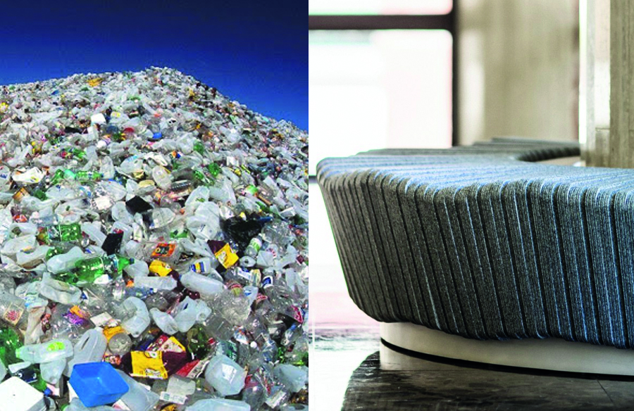 Past, Present and Future: Plastic Products