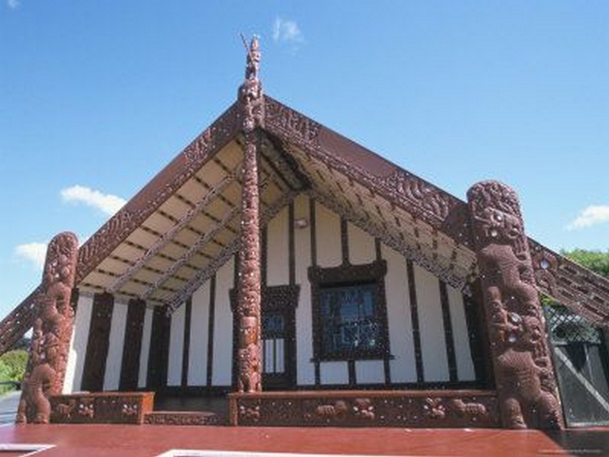 Past, Present and Future: Architecture of New Zealand - Sheet1