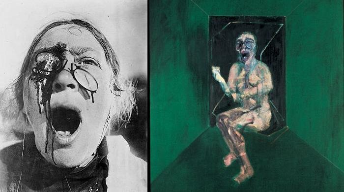 Life of an Artist: Francis Bacon (artist) - Sheet6