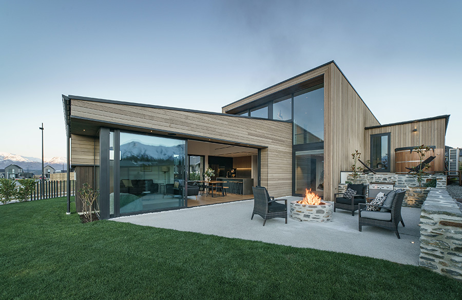 Bargour Residence by Condon Scott Architects