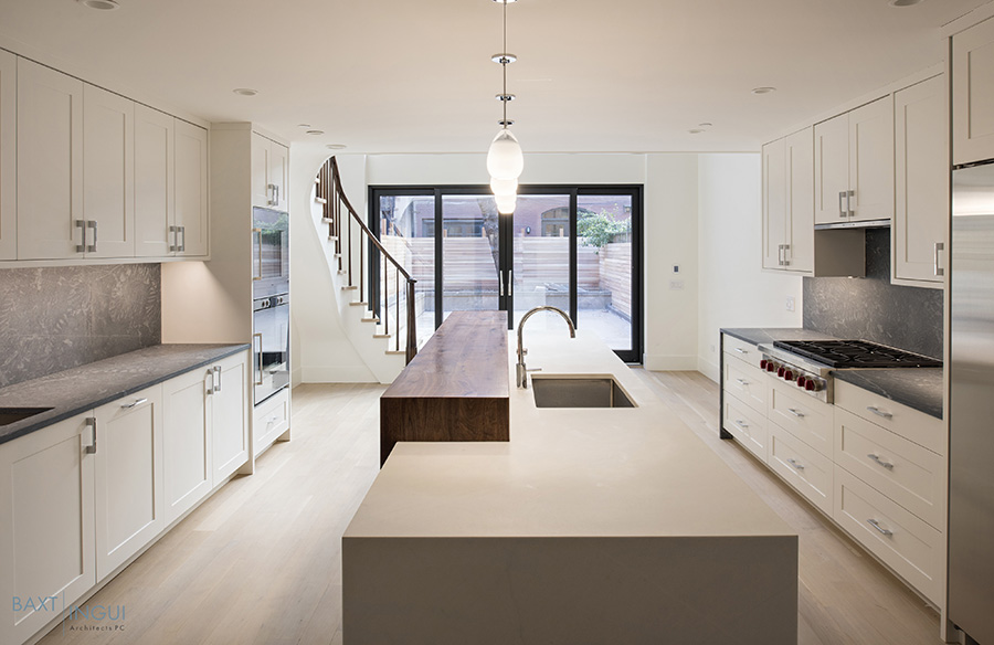 Historic Upper West Side Passive Townhouse by Baxt Ingui Architects, P.C.