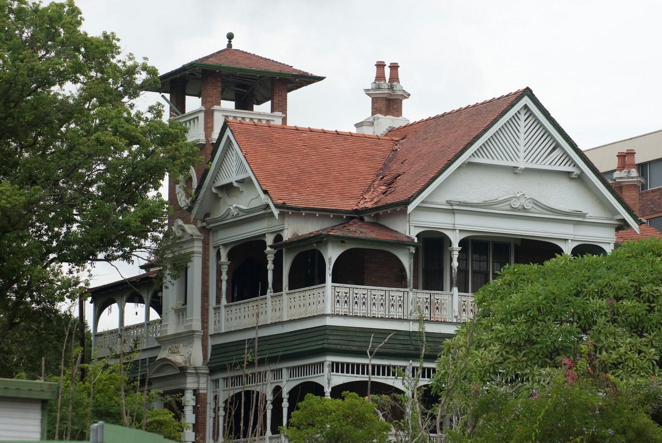 Past, Present and Future: Architecture of Australia - Sheet2