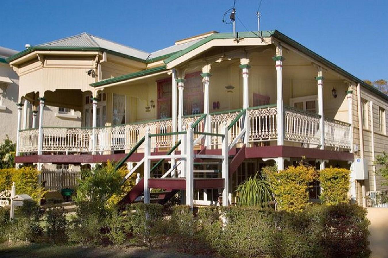 Past, Present and Future: Architecture of Australia - Sheet7