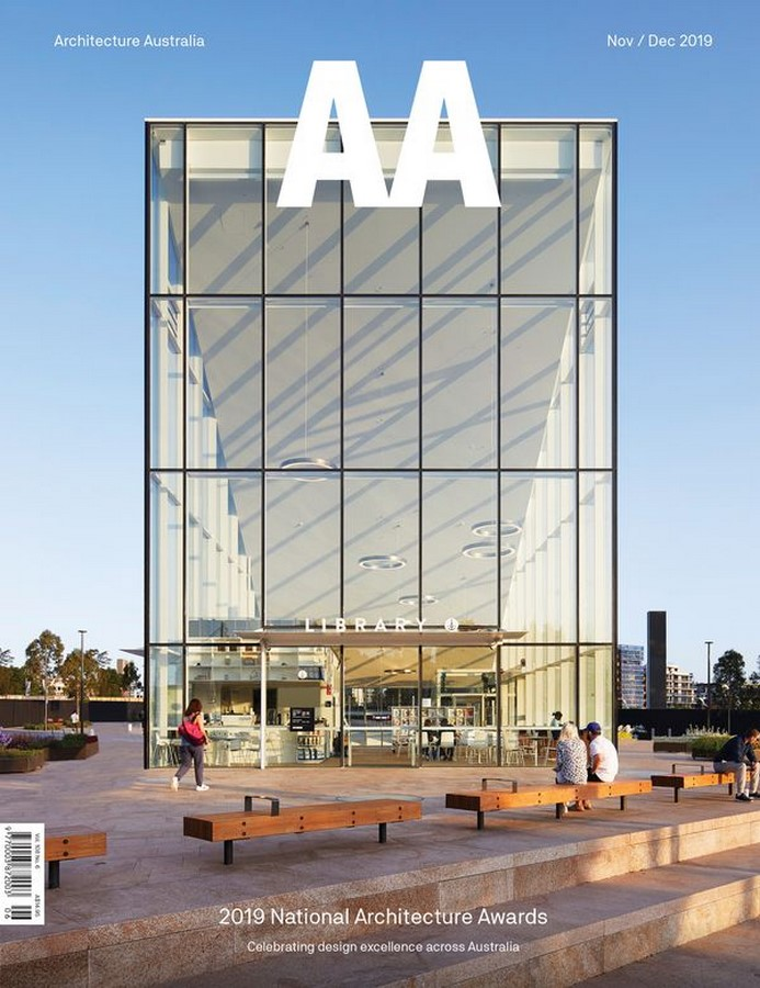 Past, Present and Future: Architecture of Australia - Sheet9