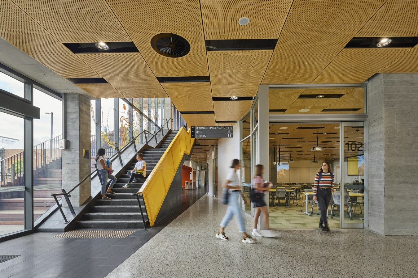 Lyons Architects- 15 Iconic Projects -Sheet13