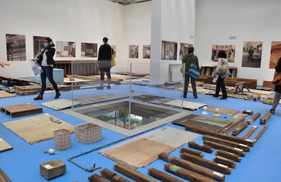 7 Biennale pavilion architecture to look forward- 2021