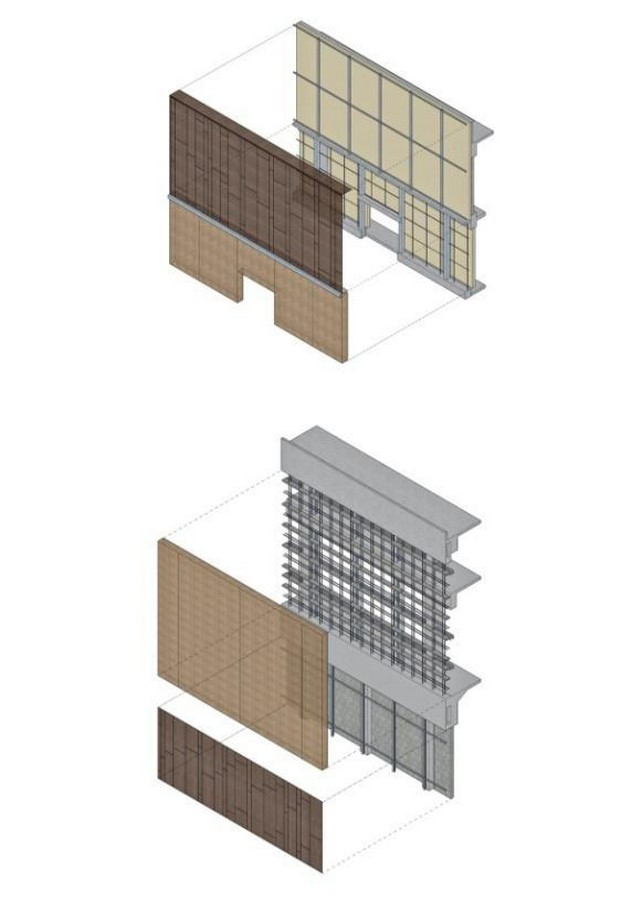 Erlitou Site Museum of the Xia Capital by TJAD and Rurban Studio: Preserving the existing - Sheet12