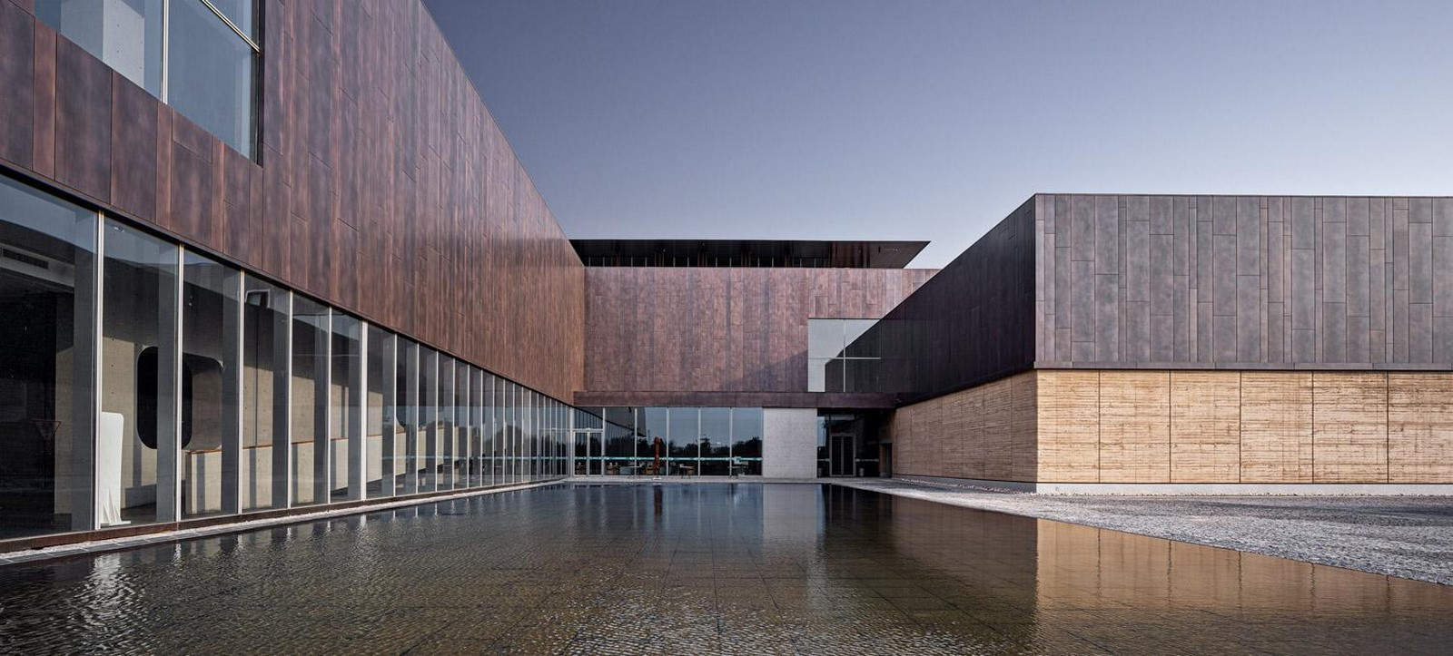 Erlitou Site Museum of the Xia Capital by TJAD and Rurban Studio: Preserving the existing - Sheet13