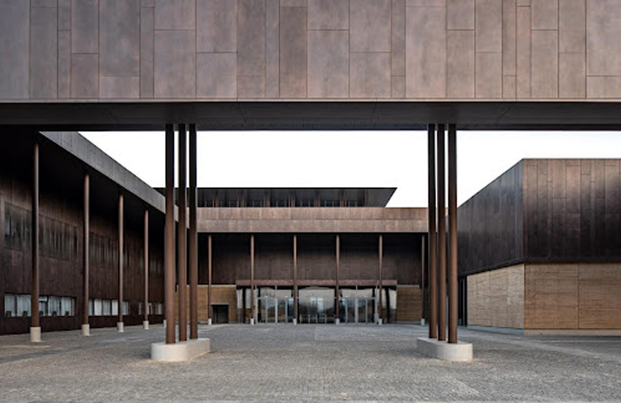 Erlitou Site Museum of the Xia Capital by TJAD and Rurban Studio: Preserving the existing