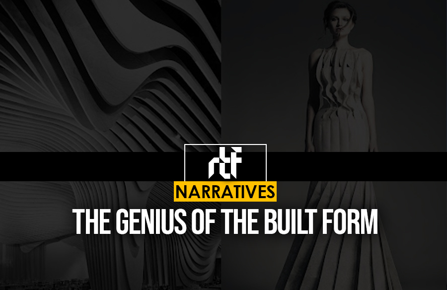 The Genius of the Built Form