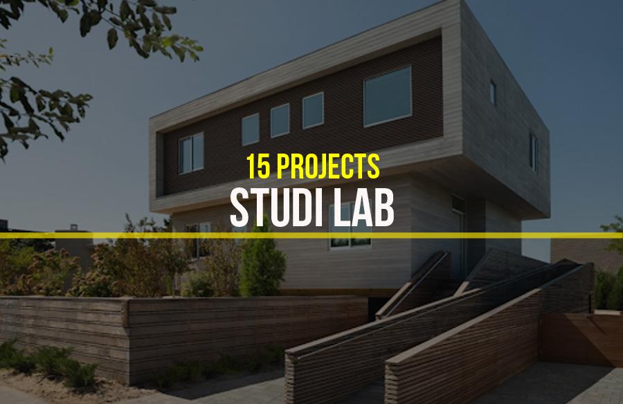 Studi LAB-15 Iconic Projects