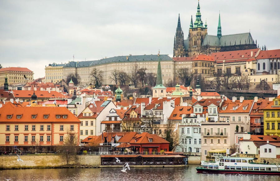 The politically inclined architecture of Czechoslovakia