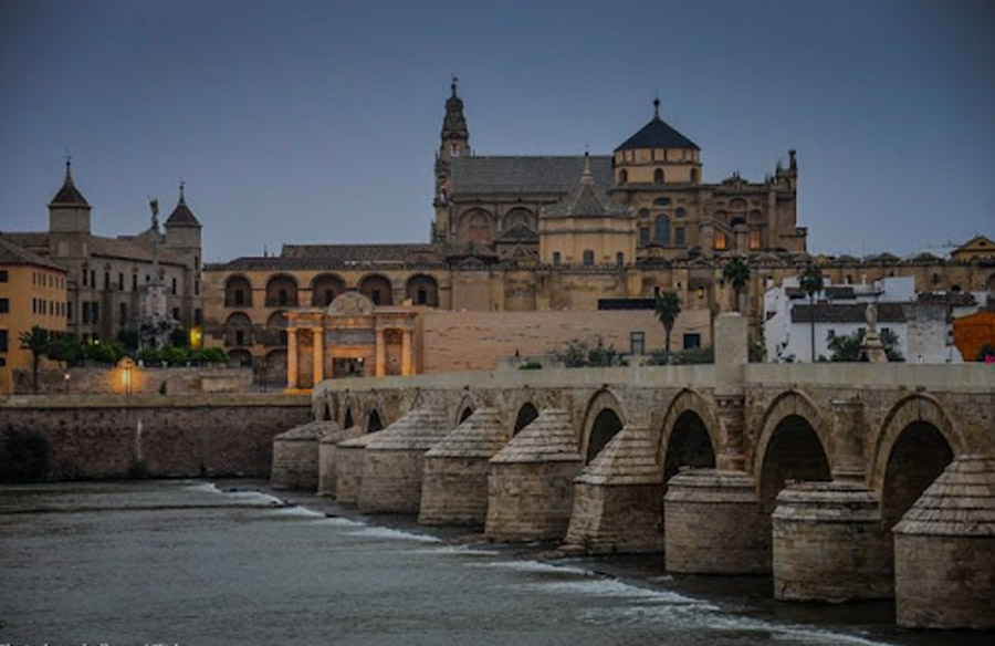 Mosque in Córdoba, Spain: Architectural Boldness