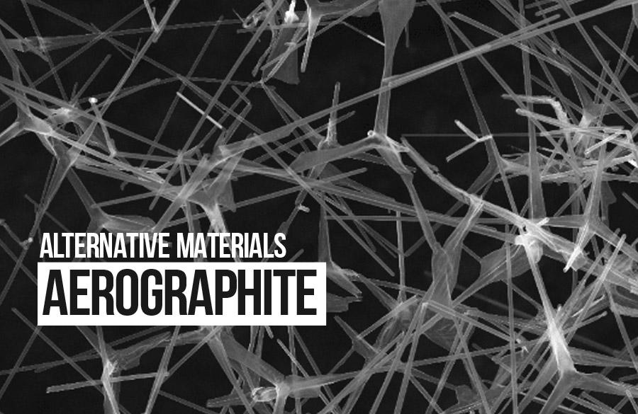 Alternative Materials: Aerographite